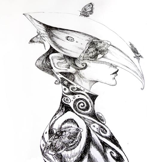 vlinder-masker